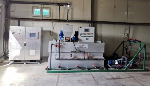 20210902_sludge_dewatering_polymer_dosing_unit